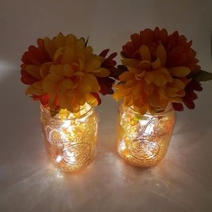Other - HARVEST MASON JAR DECOR